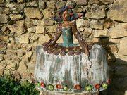 ménine, sculpture céramique, Elena Hita Bravo