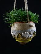 suspension de plante, céramique Elena Hita Bravo